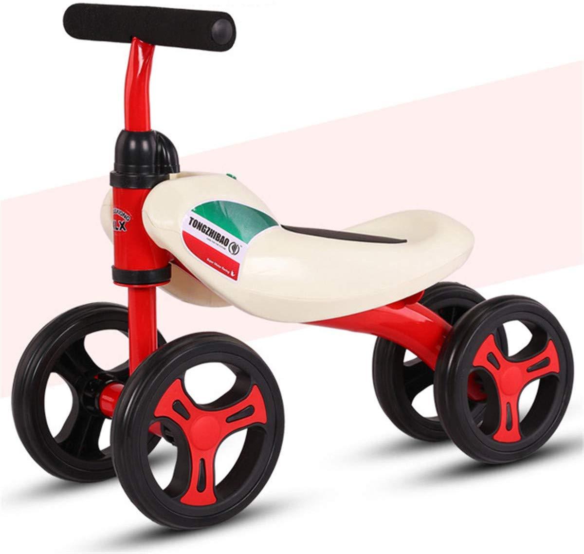 Baby's First Balance Bike 🧒🏽🚴♂️