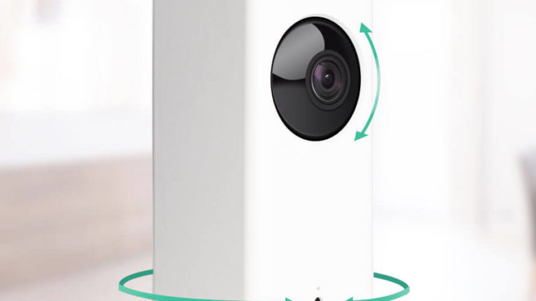 Wyze Cam Pan with 1080p HD 360 View 📷🔒