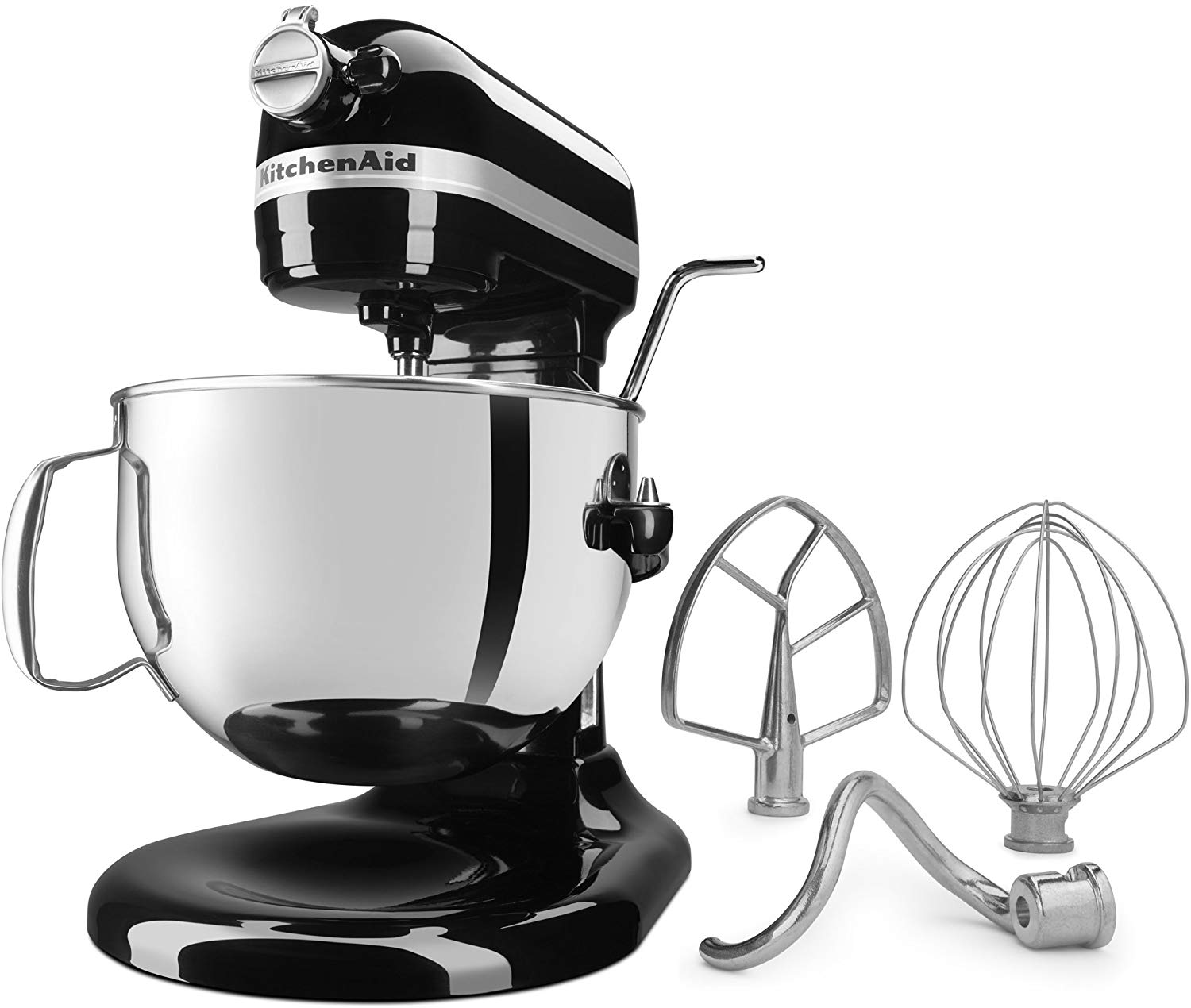 KitchenAid 6-Qt Black Onyx Stand Mixer 🔥🥧