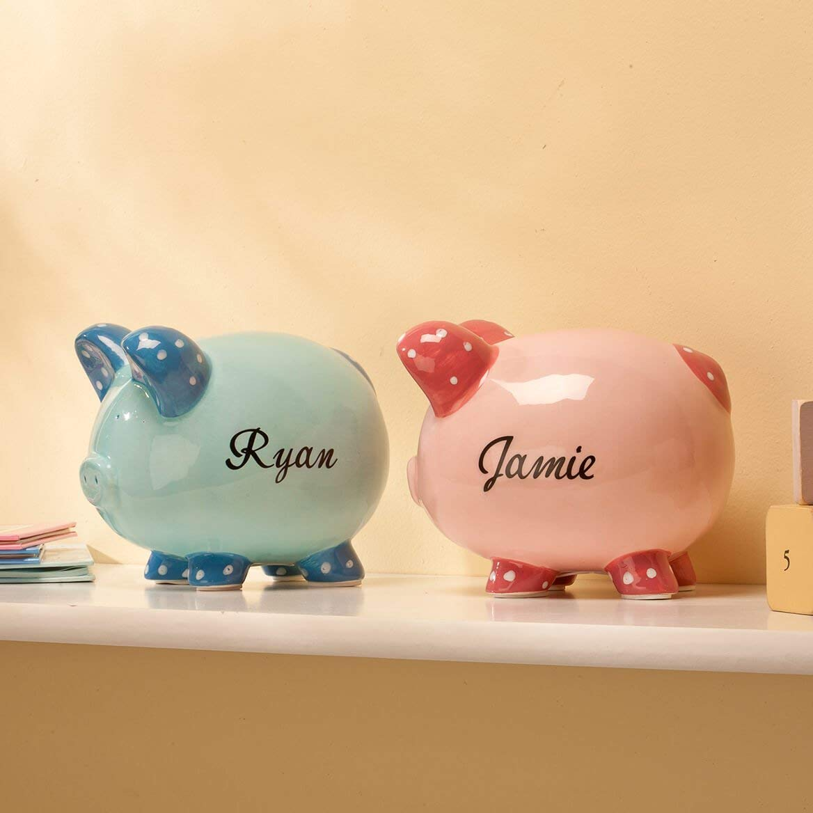 Customized Kids Piggy Bank 🐷🏦