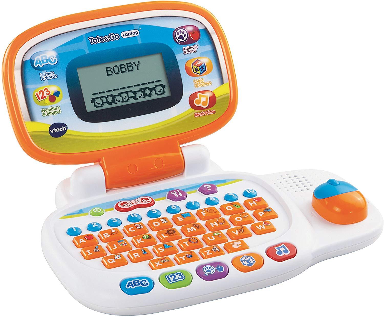 Toddler Laptop Educational Toy 👶🧮💻