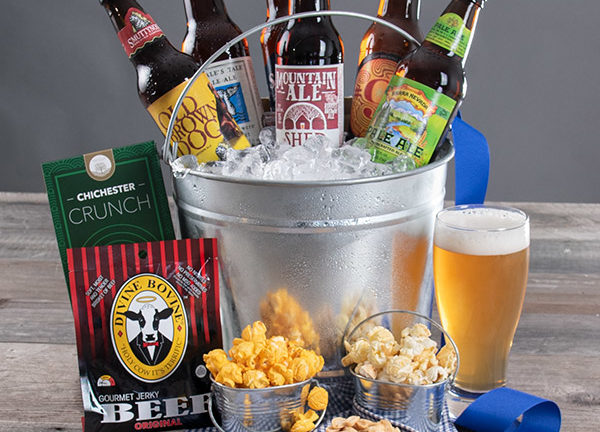 Awesome Birthday Gift Baskets for Men 🍺🥜🍿