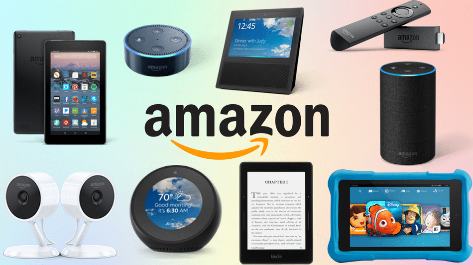 Full Amazon Devices Lineup⭐