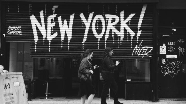 Week in New York City 🍎